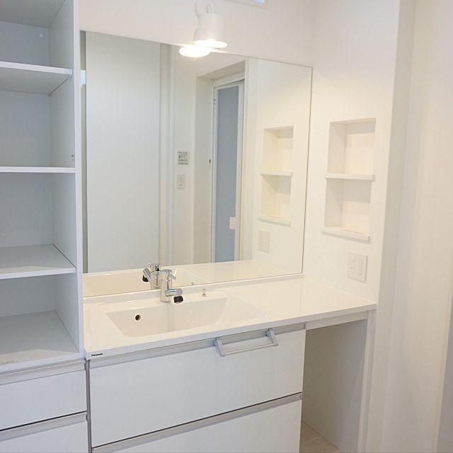 バス トイレ ニッチ棚 オーデリック パナソニック 洗面台 パナソニック