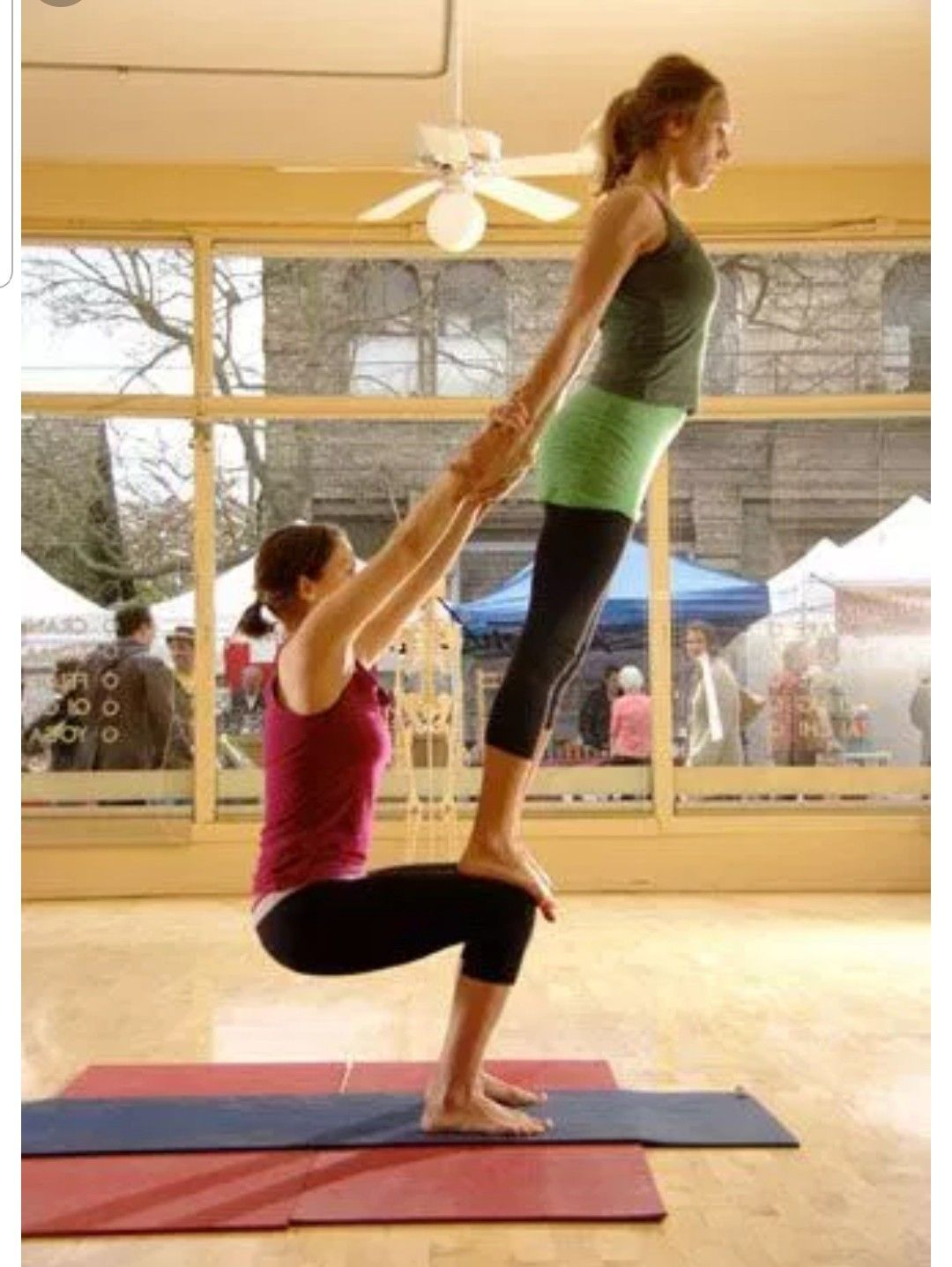 44 Awesome 2 Person Yoga Poses Yoga Poses For Two Cool Yoga Poses Partner Yoga Poses