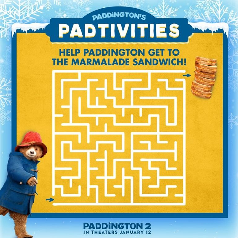This post is in partnership with Warner Bros. Pictures.   Paddington 2 promises to be just as adorable as the first Paddington. Our family loved the first Paddington. The relationship between Henry Brown (Hugh Bonneville) and Paddington was just adorable. Paddington so innocently got into trouble at every turn and I think that's where Paddington …