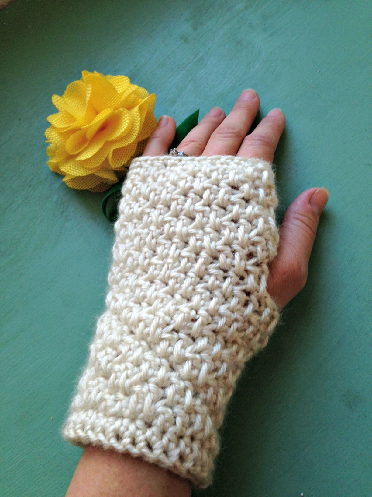 huntington-pic | Crafts | Pinterest | Arm warmers, Crochet and ...