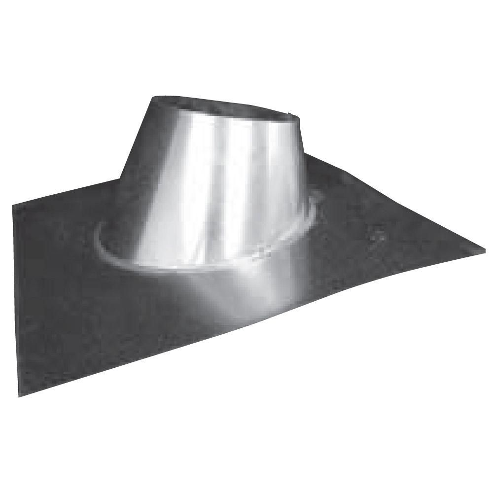 3 in. Galvanized Adjustable B-Vent Roof Jack | Products
