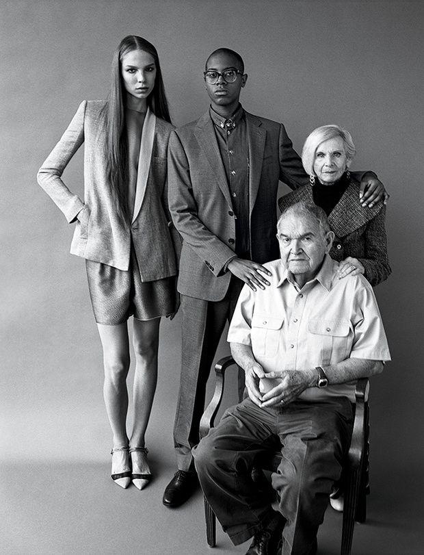 awesome Fashion News | Bruce Weber clica Transexuais para nova campanha da Barneys New York