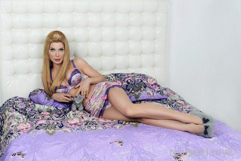 Транссексуалка helen