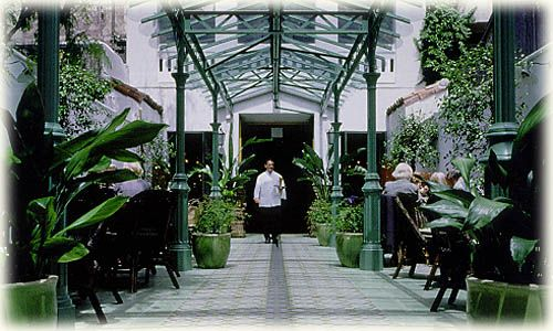 Le Colonial Restaurant in lovely San Francisco--French Vietnamese Cuisine