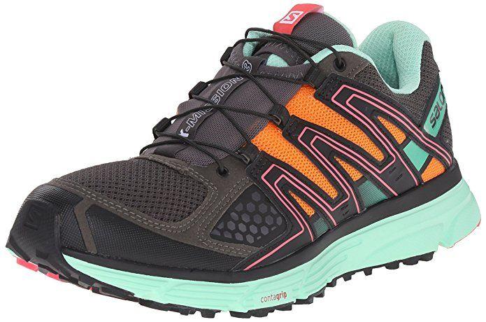 cc1ef8ea4a82 Salomon Women s X-Mission 3 W Trail Running Shoe