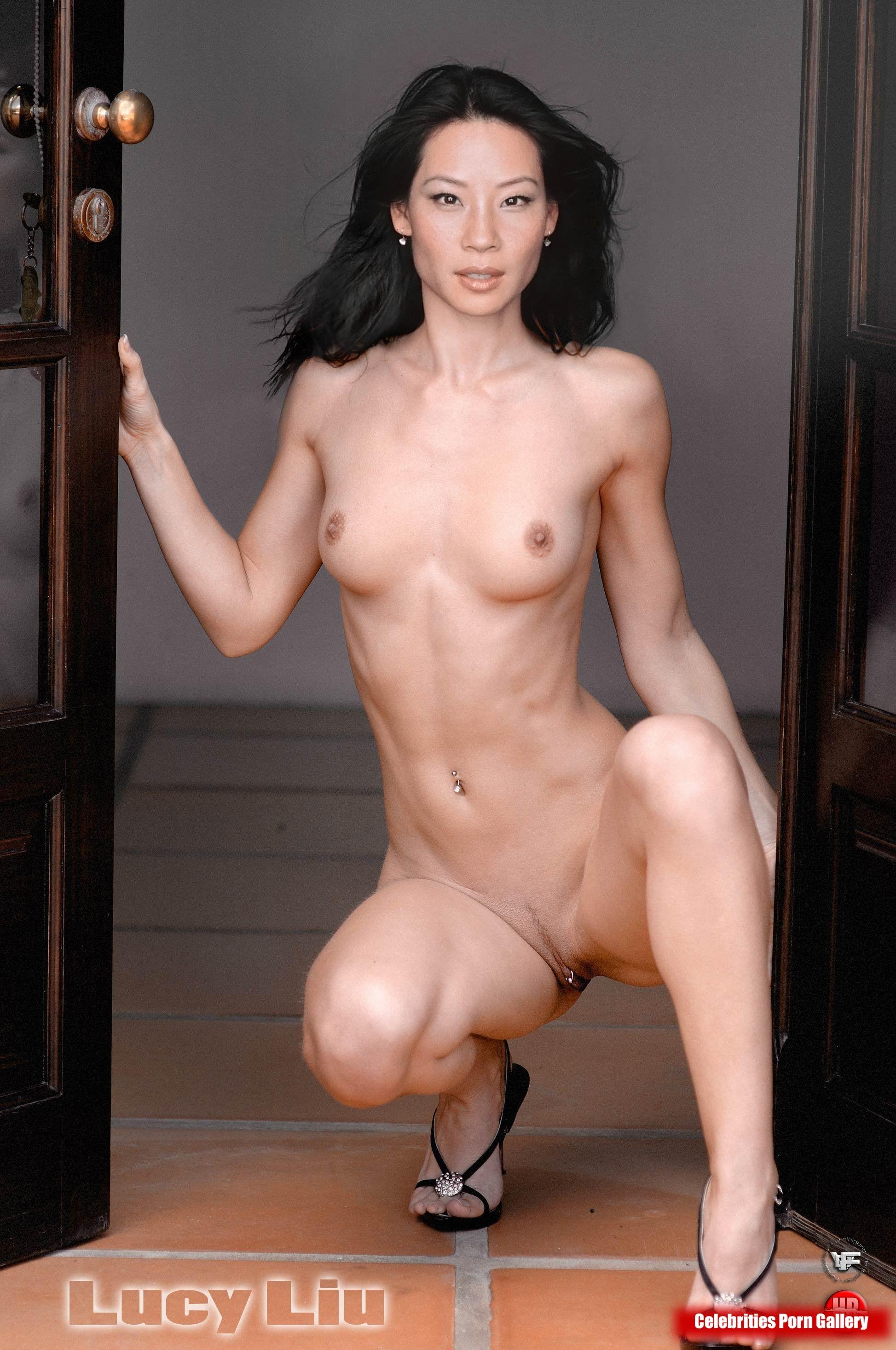 liu nackt Lucy
