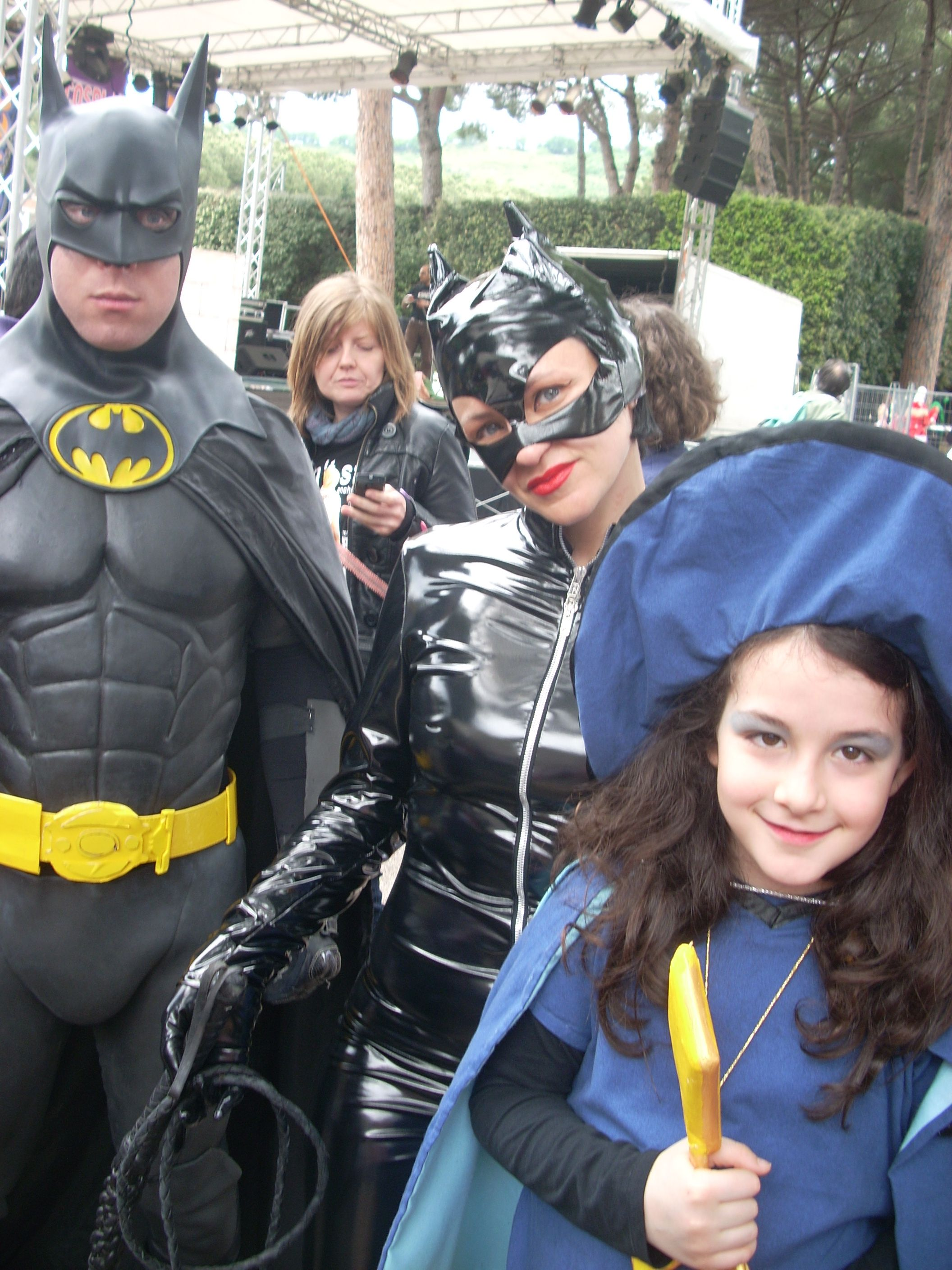 comicon napoli 2011
