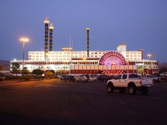 Colorado Belle Hotel Resort Laughlin 2100 S Drive Nevada