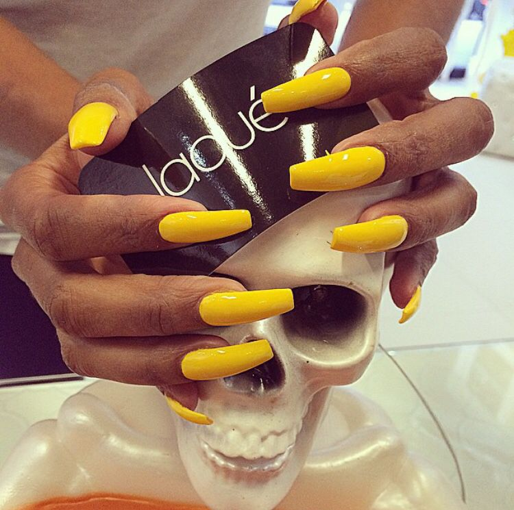 This yellow is cute