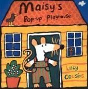 Maisy's Pop-up Playhouse  It's a book, it's a toy, it's Maisy's very own house! Children can help Maisy bake a pie in the kitchen, brush her whiskers in the bathroom, and climb into bed. With a movable Maisy figure, lots of flaps to lift, tabs to pull, pop-out parts, and a 14-page mini color booklet with play ideas, this three-dimensional carousel house offers limitless playtimes for anyone who's crazy for Maisy.  http://www.bestchildrenbook.com/maisys-pop-up-playhouse/