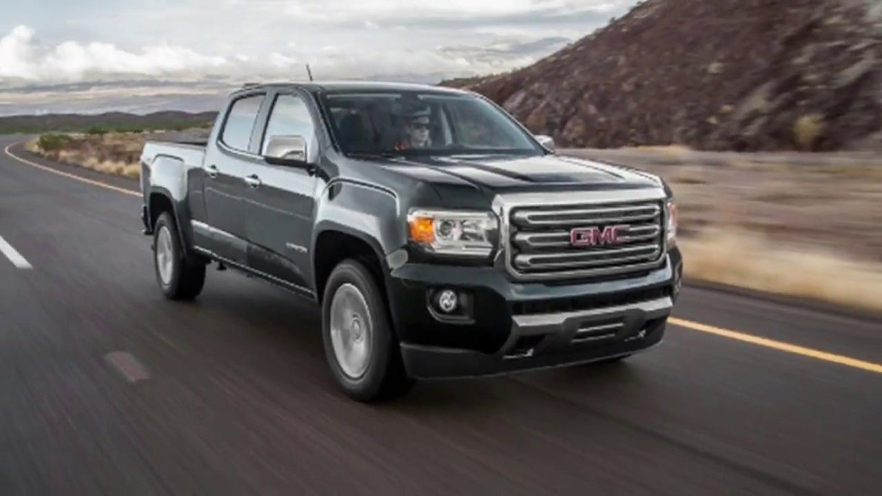 2019 Gmc Canyon In Terms Of Safety The Canyon Is A Tale Of Two