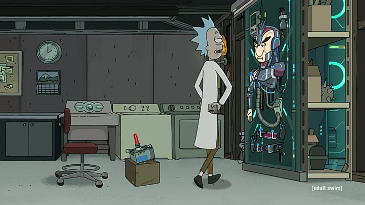 Rick Y Morty Capitulo Final De La Cuarta Temporada Rick Y Morty Temporadas Rick Y