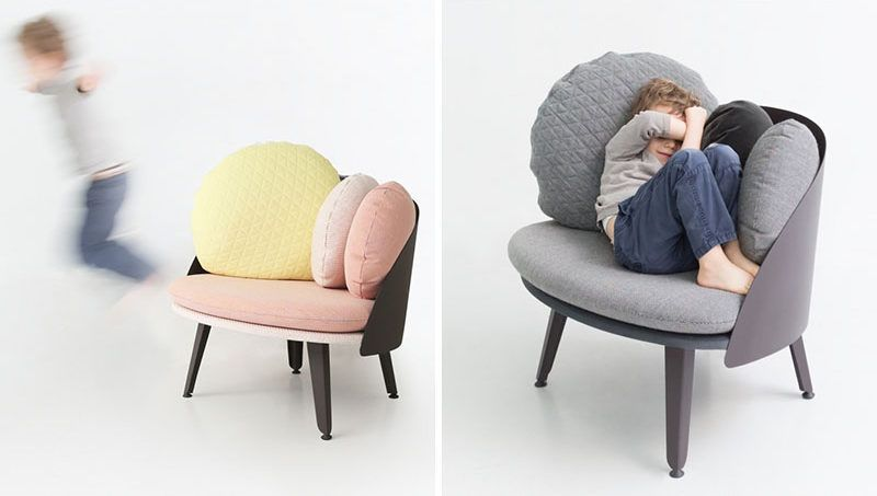 12 Comfy Chairs That Are Perfect For Relaxing In Small Comfy