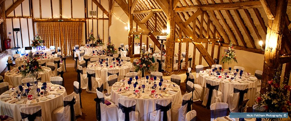 Fitzleroi Barn Wedding Venue In West Sus