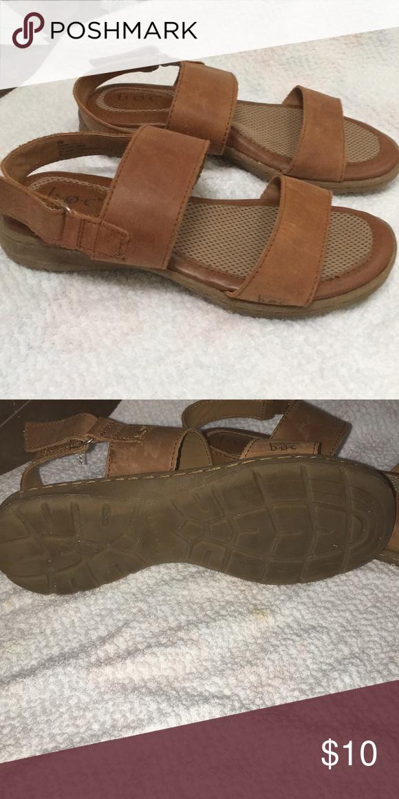 Boc shoes   Genuine leather sandals