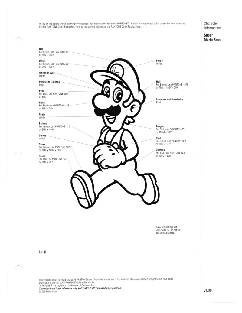 Nintendo Character Guide (1993)_GreenExcerpts-09