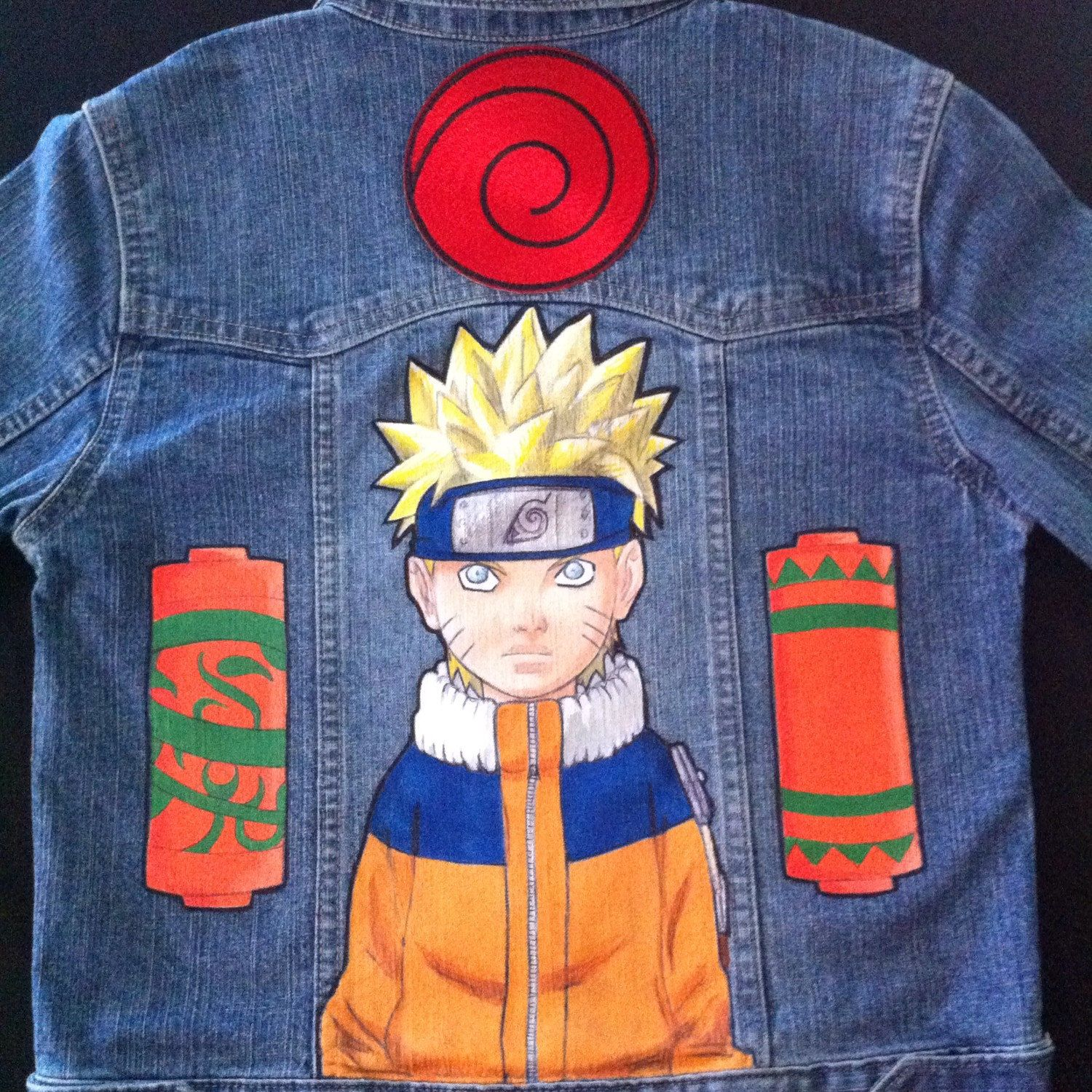 anime iron on patches pack