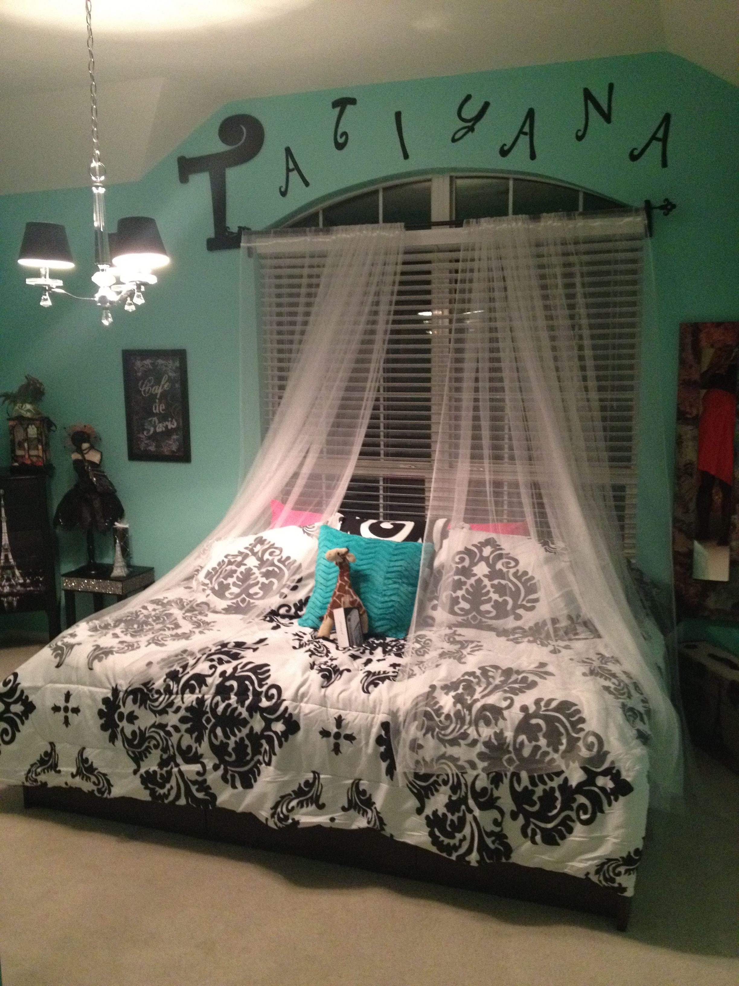 Teenagers Quot Paris Quot Bedroom Girl Room Paris Bedroom