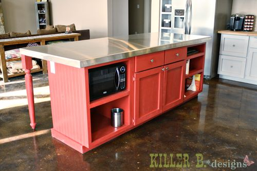 Ana White Build A Face Frame Base Kitchen Cabinet Carcass Free And Easy Diy Project And