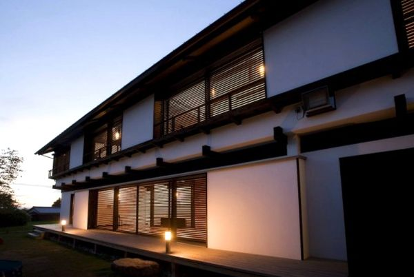 Japanese Inspired House japanese inspired home design - house design plans