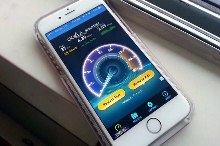 How to tell if your wireless carrier is throttling data