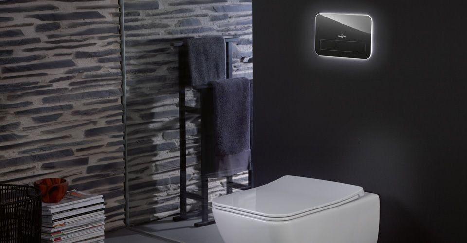 ViConnect L200 Villeroy  Boch Bathrooms Pinterest Wellness
