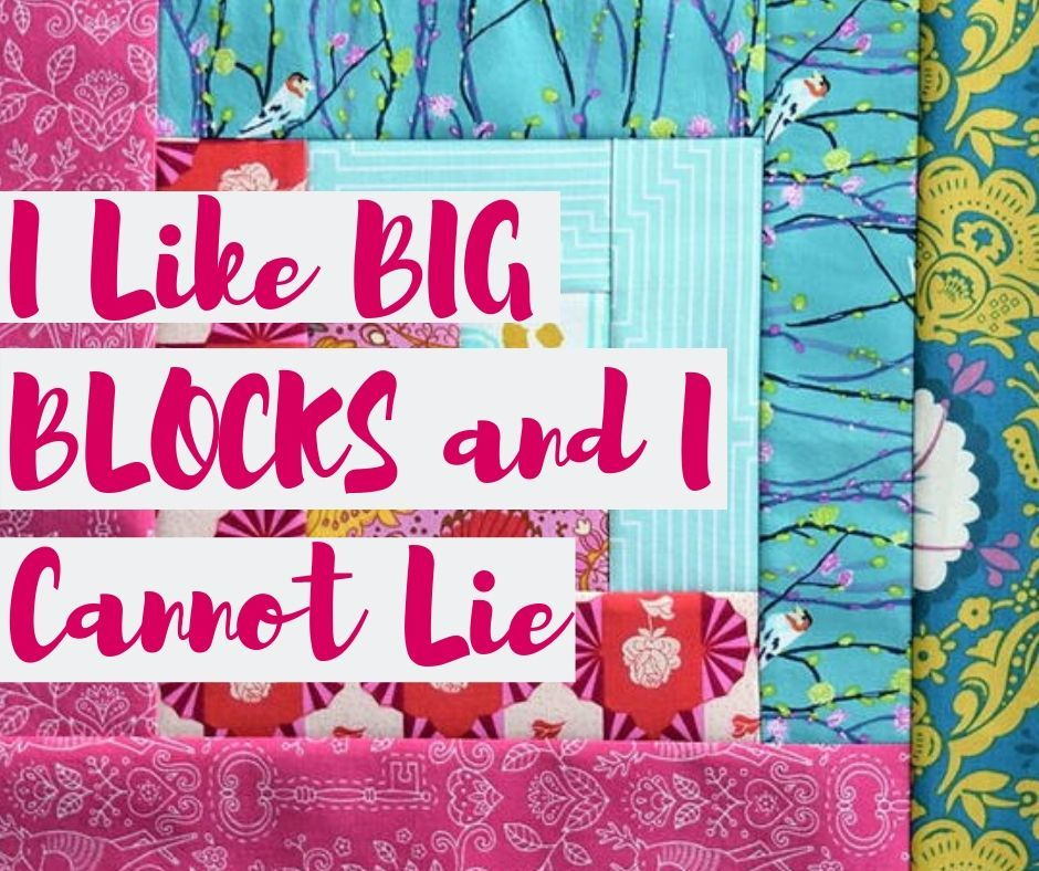 26 Free 12 Inch Quilt Block Patterns | Big block quilts, Quilt