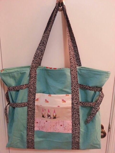 AMH art tote bag