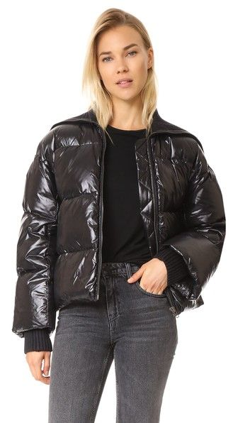 KENZO Cropped Down Jacket