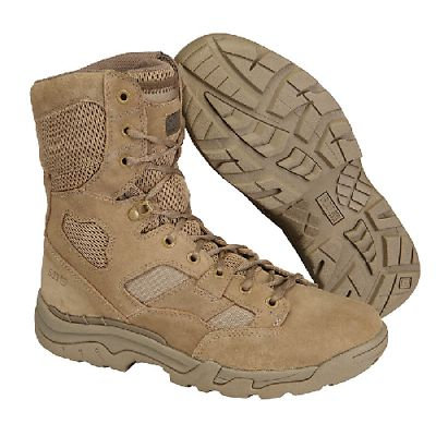 Tactical Footwear 177897  5.11 Tactical Taclite 8 Duty Boots Coyote ... c0dedbd8c