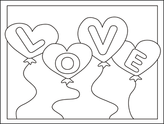 valentine coloring cards free printable valentine cards for kids classroom valentine exchange cards