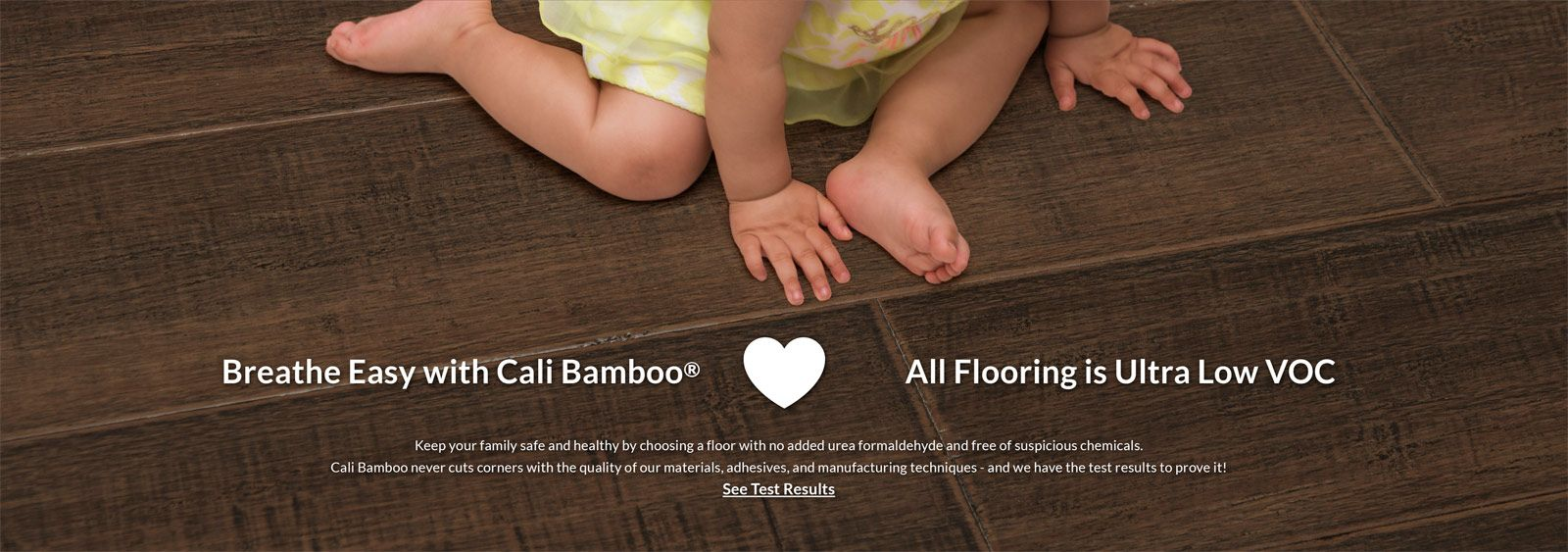 Low VOC Flooring Breathe Easy with Cali Bamboo