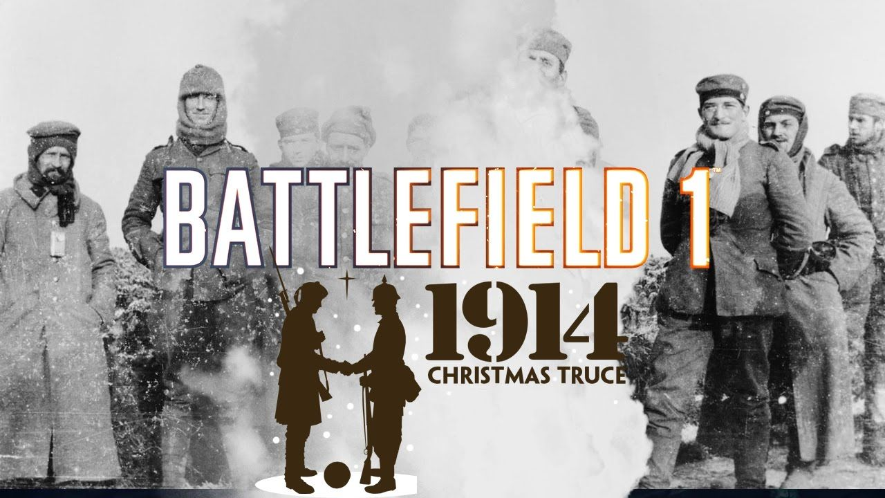 Merry Christmas from Battlefield 1! | gaming | Pinterest | Gaming ...