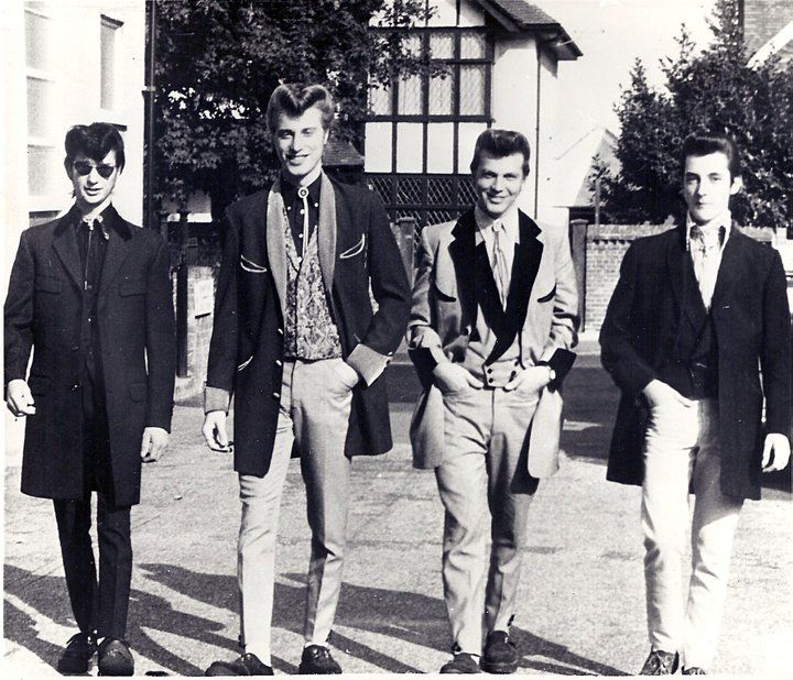 teddy boys #edwardianperiod
