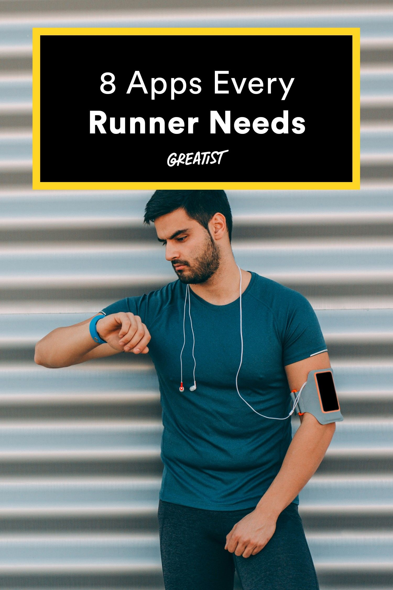 8 Apps Every Runner Should Download Running app for