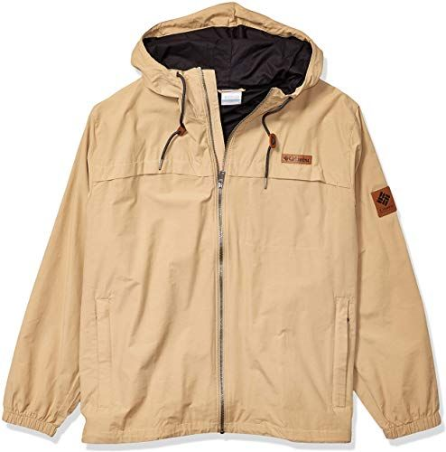 Buy Columbia Men's Rockwell Falls Casual Windbreak, Water ...