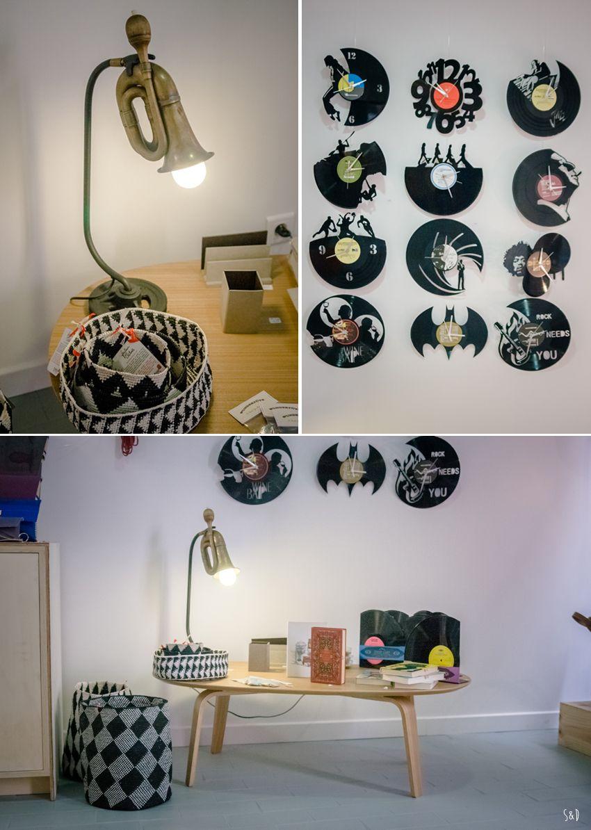 Café, convivialité, objets recyclés… chez Slow Concept ...
