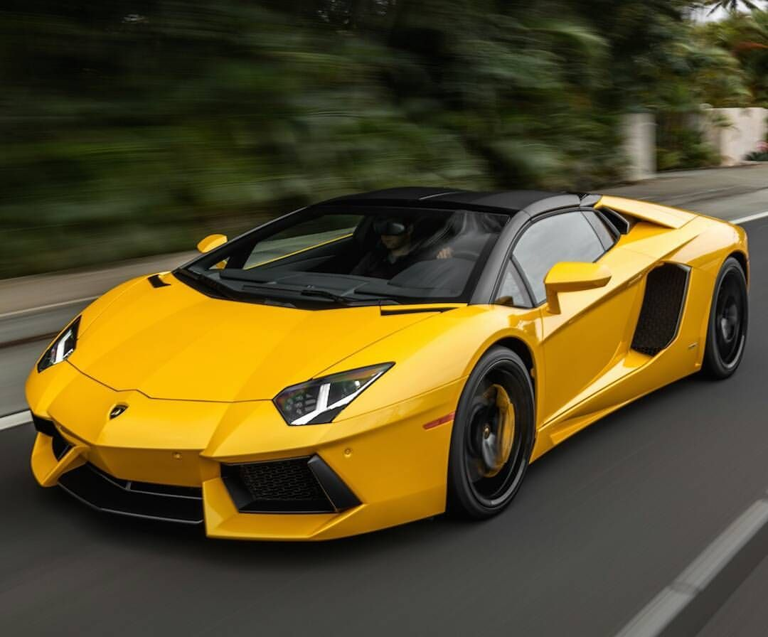"The World's Hottest Cars on Instagram ""Hawaii Aventador"