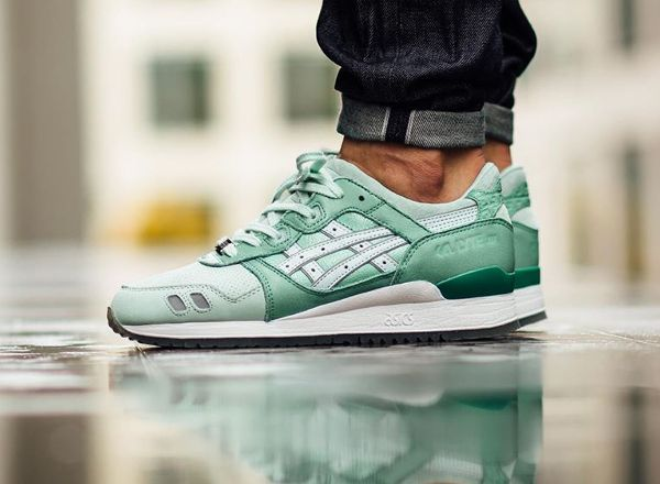 HAL x Asics Gel Lyte 3 Silver Screen | Mens Casual Shoes