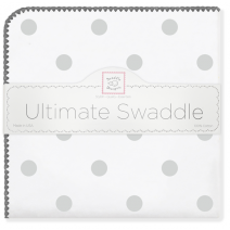 Cold nights? Snow? Cuddle baby up in a flannel swaddle. #MadeinAmerica #Sale