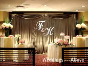24 Wedding Backdrop Decorations With The Wow Factor | | Wedding  DecorationsWedding Decorations. Wedding Reception ...