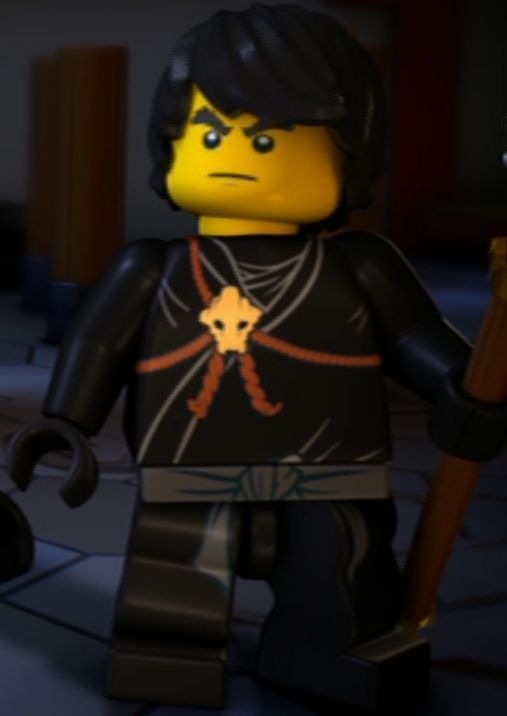 What Would Cole From Ninjago Look Like In Real Life