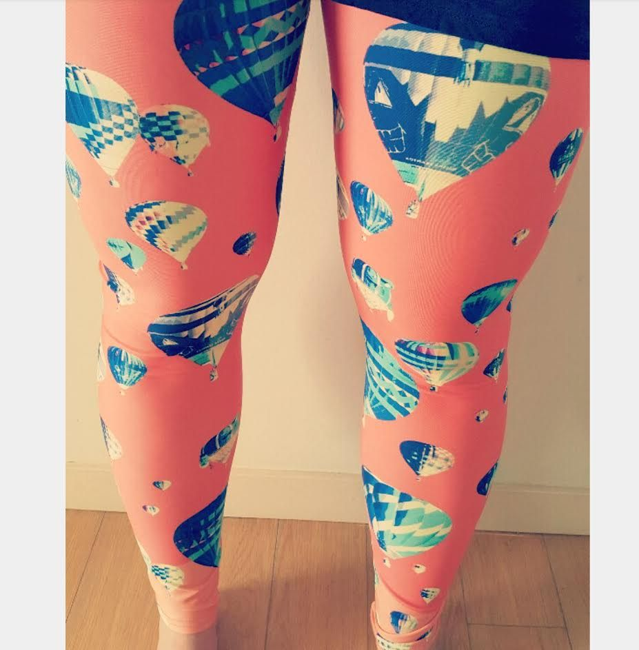 Cute Leggings  Hot Air Balloons  79562ebbfaa
