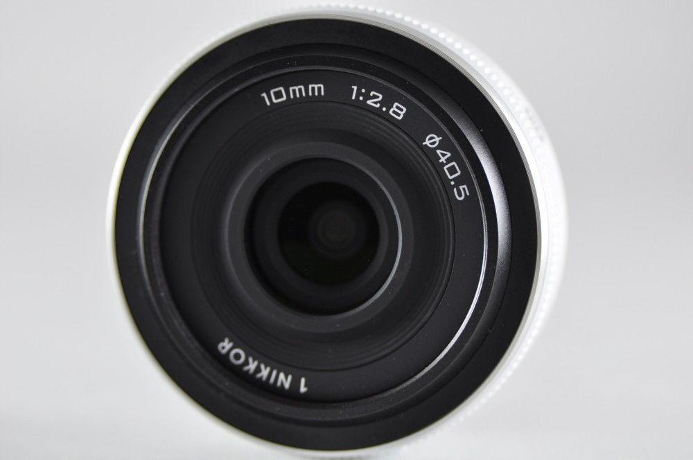 Exc Nikon 1 Nikkor 10mm F2 8 Rf White Lens For Nikon 1 White Lenses Nikon Lens