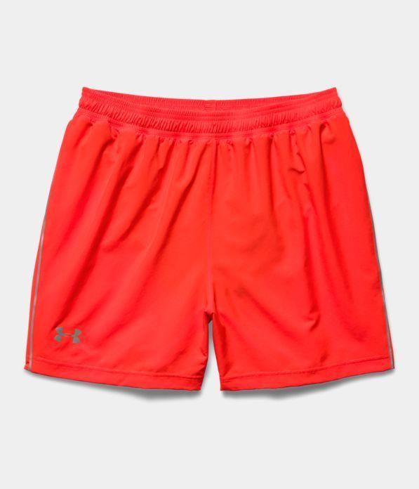 "aa6b6851 Men's UA Launch Run Woven 5"" Shorts   Under Armour US   Running ..."