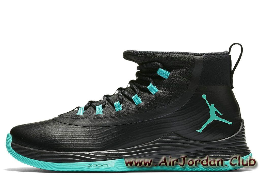 Explore Air Jordans, Officiel and more! Jordan Ultra Fly 2 Noires/Vert  897998-012 Chaussures ...