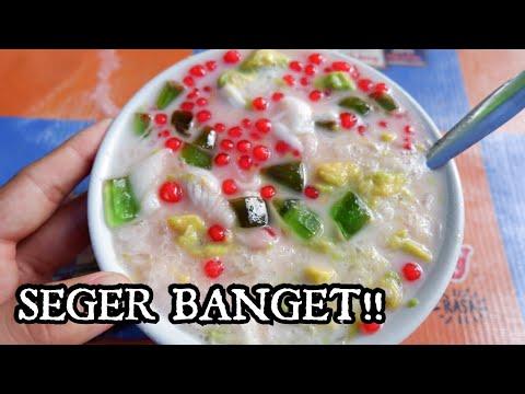 Es Campur Sinar Garut Berlimpah Gini Cuma 10 Ribu Bandung Dessert Youtube Resep Makanan Makanan Dan Minuman