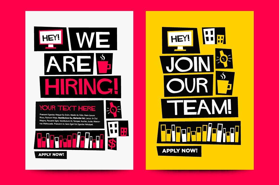 Study Recruitment Poster Template