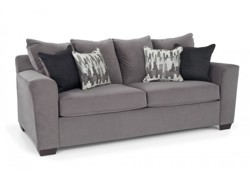 Bobs furniture sofas jackson sofa living rooms and throw for Playpen sectional sofa bobs