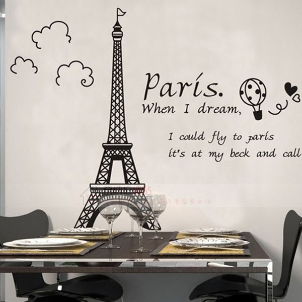 Paris Eiffel Tower Room Decor   Google Search